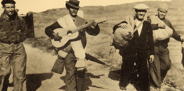 Couverture du film No pasarán, album souvenir