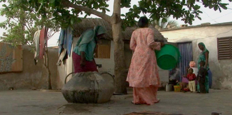 Couverture du film An Burudju