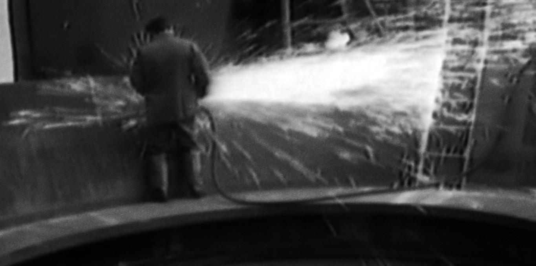 Couverture du film Lorsque le bateau de Léon M. descendit la Meuse pour la première fois