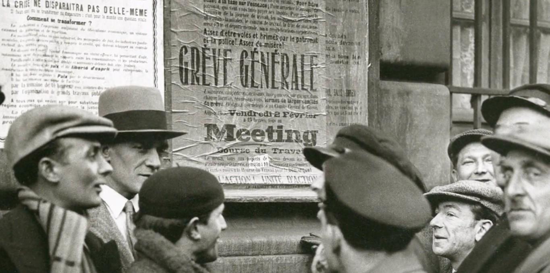Couverture du film Une histoire de la grève générale - de la Commune au Front populaire