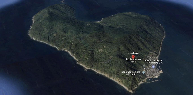 Couverture du film Le Géographe et l'île