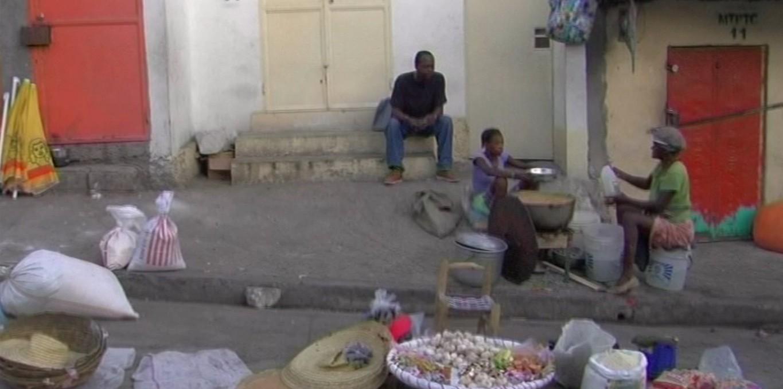 Couverture du film Élégie de Port-au-Prince