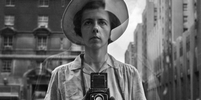 Couverture du film À la recherche de Vivian Maier
