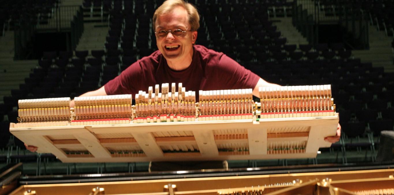 Couverture du film Pianomania