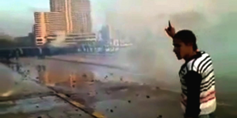 Couverture du film The Uprising