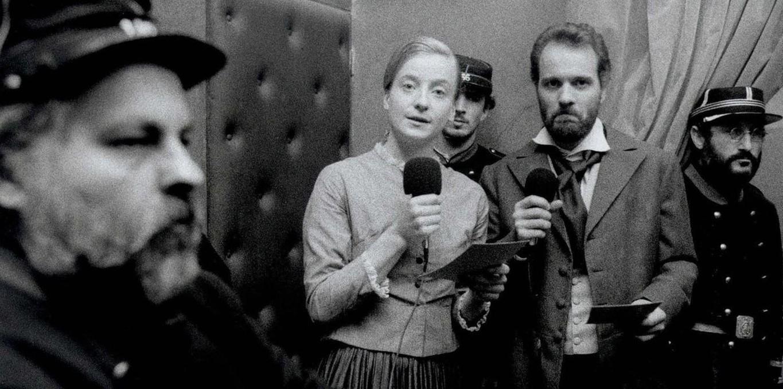 Couverture du film La Commune (Paris, 1871)