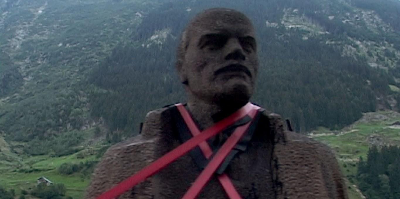 Couverture du film  Szeemann and Lenin Crossing the Alps