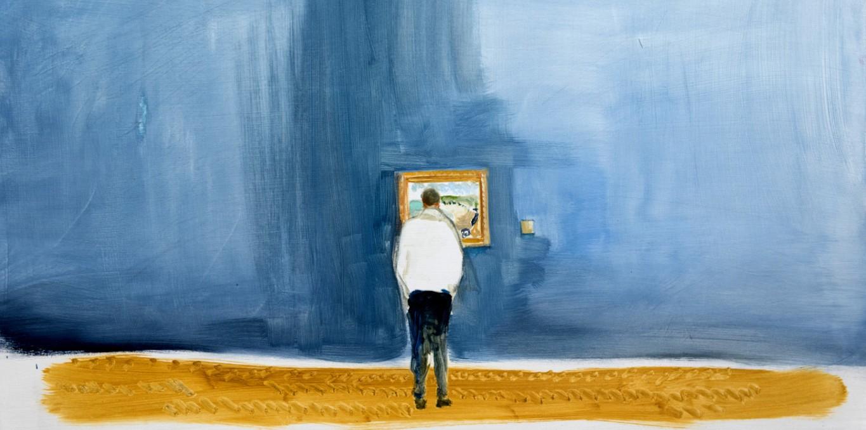 Couverture du film Standby Painter
