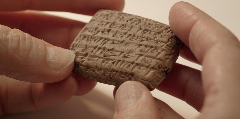 Couverture du film Ainsi parle Tarām-Kūbi, Correspondances Assyriennes