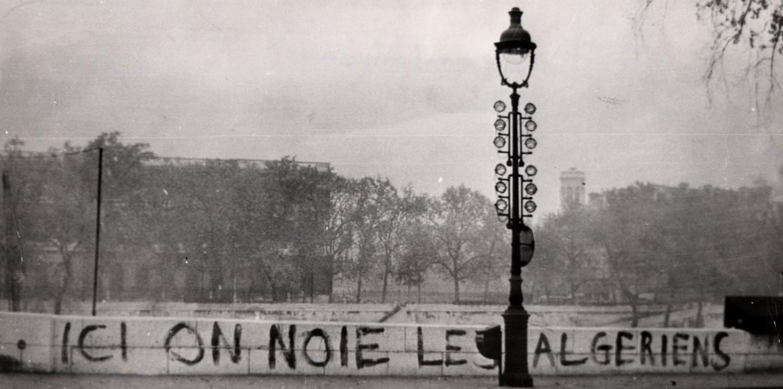 Couverture du film Ici on noie les Algériens - 17 octobre 1961