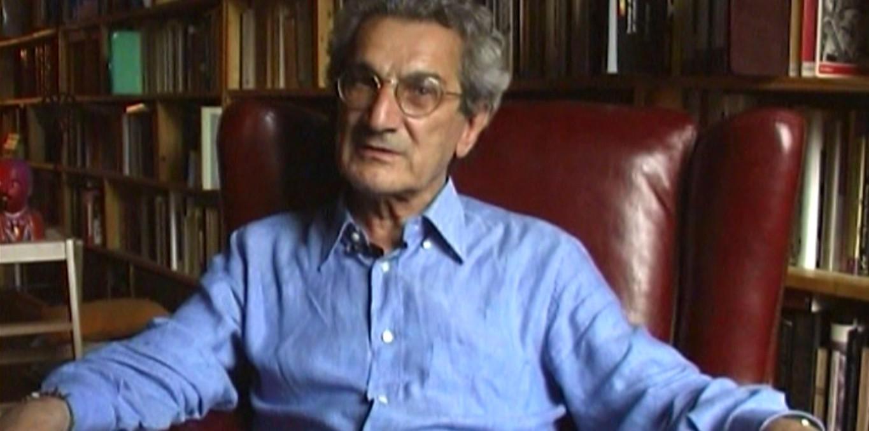 Couverture du film Toni Negri - 1 - Professeur et révolutionnaire
