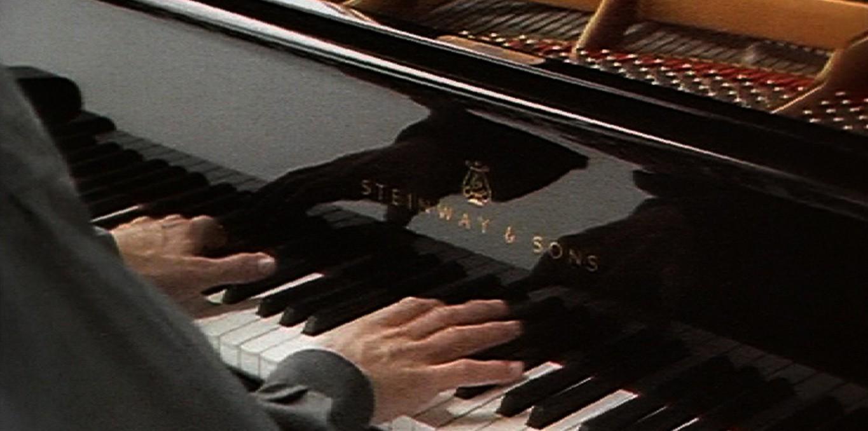 Cover of the movie La Première Sonate pour piano de Pierre Boulez